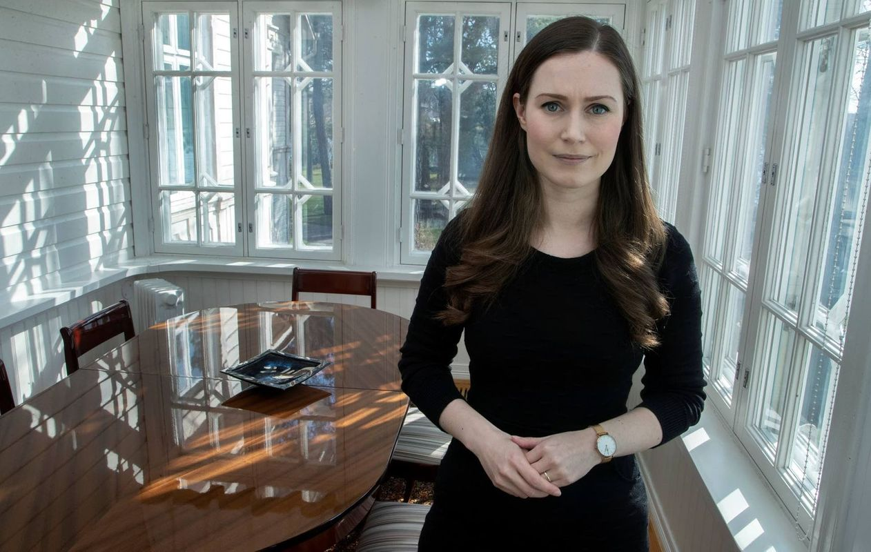 Prime Minister Sanna Marin (SDP) is self-isolating and working from home at her official residence in Kesäranta, after one of the staff there was in contact with someone else who tested positive for coronavirus.